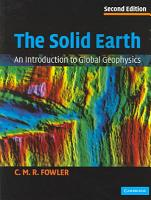 The Solid Earth PDF