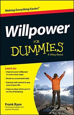 Willpower For Dummies PDF