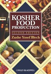 Kosher Food Production: Edition 2