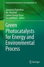 Green Photocatalysts for Energy and Environmental Process