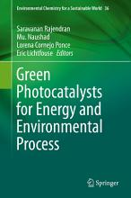 Green Photocatalysts for Energy and Environmental Process PDF