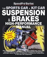 The Sportscar   Kitcar Suspension   Brakes High Performance Manual PDF