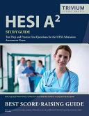 HESI A2 Study Guide Book