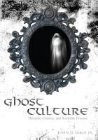 Ghost Culture PDF