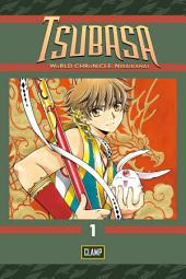 Tsubasa: WoRLD CHRoNiCLE: Niraikanai: World Chronicle: Niraikanai 1