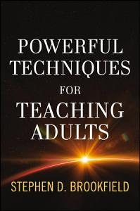 Powerful Techniques for Teaching Adults Book