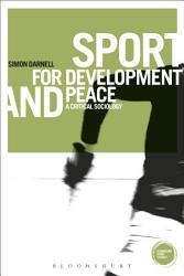 Sport For Development And Peace Book PDF