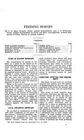 Farmers' Bulletin: Issue 1030