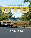 The Collector s Guide to GTO 1964 1974