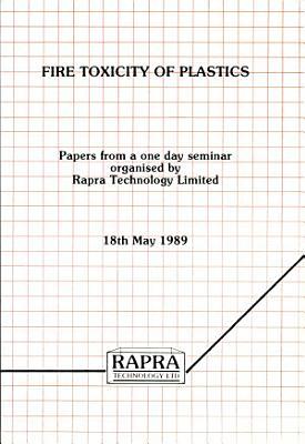 Fire Toxicity of Plastics