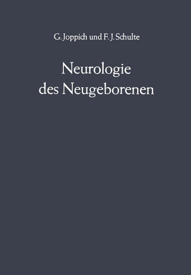Neurologie des Neugeborenen PDF