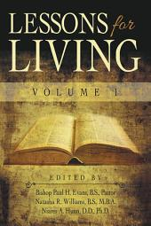 Lessons for Living: Volume 1