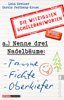 Nenne drei Nadelb  ume  Tanne  Fichte  Oberkiefer PDF