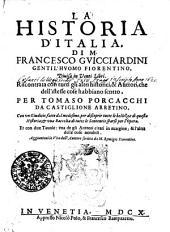 La historia d'Italia... divisa in venti libri