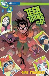 Teen Titans Go! (2003-) #41