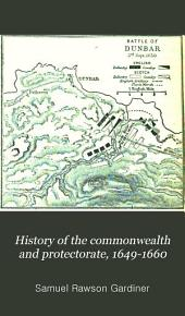 History of the Commonwealth and Protectorate, 1649-1660: 1649-1651