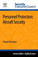 Personnel Protection  Aircraft Security PDF