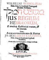 Ius regium Hebraeorum