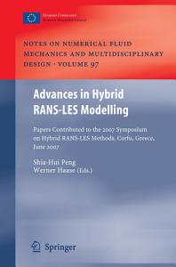 Advances in Hybrid RANS LES Modelling PDF