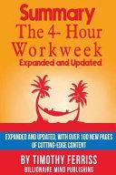 Summary  the 4 Hour Workweek Book