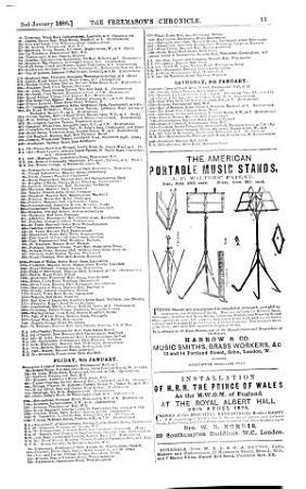 The Freemason s Chronicle PDF