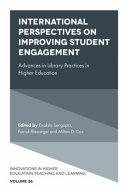 International Perspectives on Improving Student Engagement