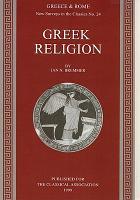 Greek Religion PDF
