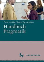 Handbuch Pragmatik PDF