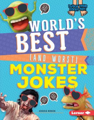 World s Best  and Worst  Monster Jokes