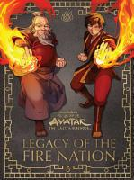 Avatar  The Last Airbender  Legacy of The Fire Nation PDF