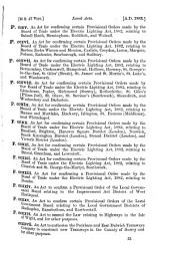 Public General Acts: Volume 19