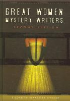 Great Women Mystery Writers PDF