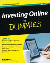 Investing Online For Dummies: Edition 8