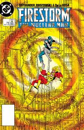 Firestorm: The Nuclear Man (1987-) #75