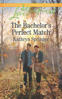 The Bachelor s Perfect Match  Mills   Boon Love Inspired   Castle Falls  Book 3  PDF