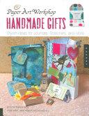 Paper Art Workshop  Handmade Gifts PDF