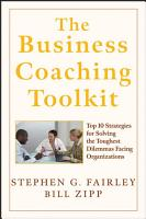 The Business Coaching Toolkit PDF