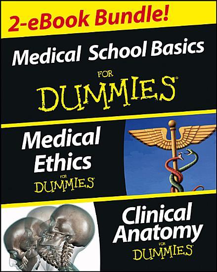 Medical Career Basics Course For Dummies  2 eBook Bundle PDF