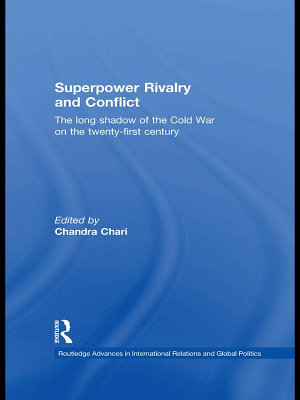Superpower Rivalry and Conflict PDF