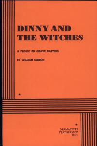 Dinny and the Witches Book