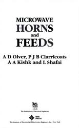 Microwave Horns And Feeds Book PDF