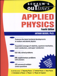 Schaum s Outline of Theory and Problems of Applied Physics PDF