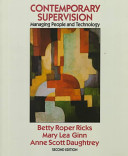 Supervision And Management Series