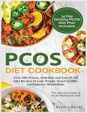 Pcos Diet Cookbook