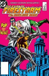 The Fury of Firestorm (1982-) #38