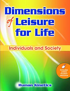 Dimensions of Leisure for Life Book
