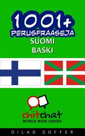 1001+ perusfraaseja suomi - baski