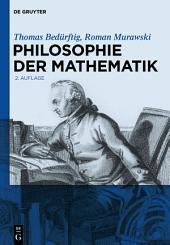 Philosophie der Mathematik: Ausgabe 2