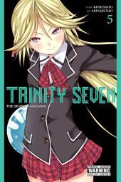 Trinity Seven: The Seven Magicians