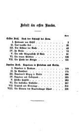 Napoleon in Deutschland: Napoleon und Königin Louise ; 1, Band 2,Ausgabe 1